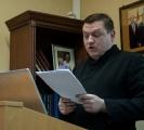 """Відкритий науковий семінар """"Непорочне зачаття Богородиці: джерела догми й інтерпретація в католицькому і східнохристиянському богослов'ї"""""""